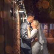ndrea and Danny at Cantley House