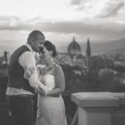 Beautiful Florence wedding