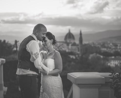 Beautiful Florence wedding