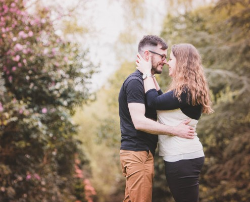 Pre-wedding photography at Gorse Hill